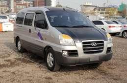Hyundai Starex 2006