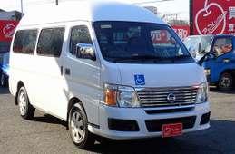 Nissan Caravan Van 2009