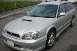 Subaru Legacy Touring Wagon 2000