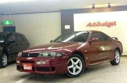 Nissan Skyline Coupe 1995