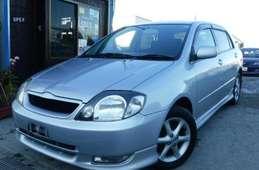 Toyota Corolla Runx 2001