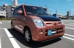 Nissan Pino 2008