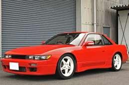 Nissan Silvia 1993