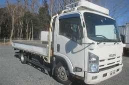 Isuzu Elf Truck 2013