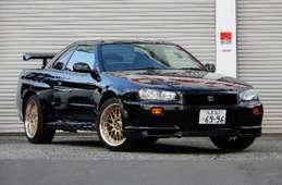 Nissan Skyline GT-R 2000
