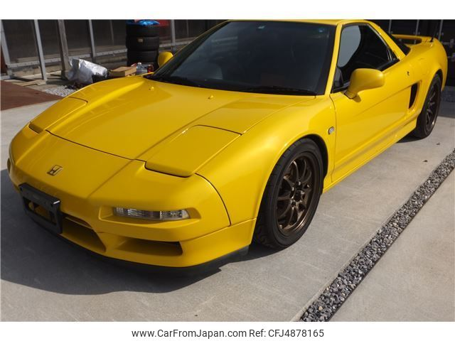 Used HONDA NSX 1997 NA21000108 in good condition for sale