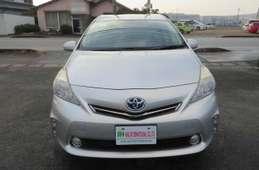 Toyota PRIUS α 2011