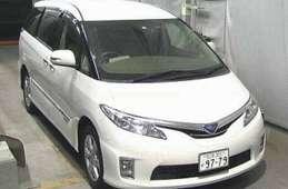 Toyota Estima Hybrid 2009