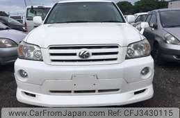 Toyota Kluger L 2007