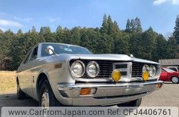 Toyota Mark II 1975