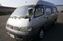 Toyota Hiace Wagon 1998