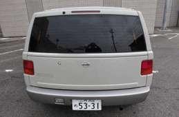 Nissan Rasheen 2000