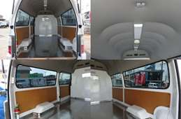 Nissan Caravan Van 2012