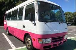 Mitsubishi Rosa 2007