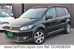 Volkswagen Golf Touran 2013