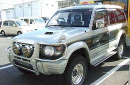 Mitsubishi Pajero 1994