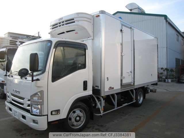 Isuzu Elf Truck 2018