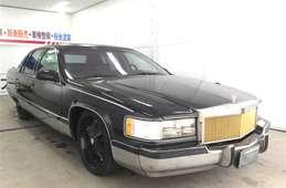 Cadillac Fleetwood 2000