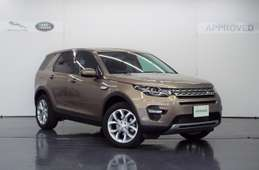 Rover Discovery 2016