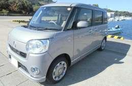 Daihatsu Move Canbus 2017