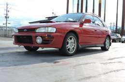 Subaru Impreza Wrx 1994