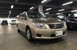 Toyota Corolla Axio 2008