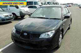 Subaru Impreza Sportswagon 2007