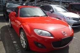 Mazda Roadster 2012