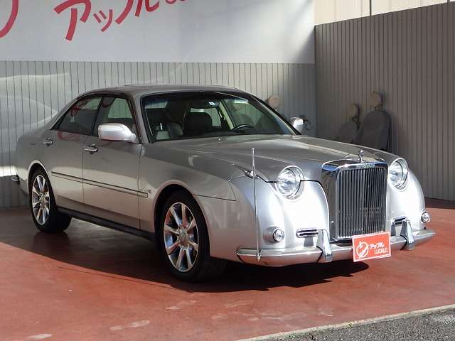 Used Mitsuoka Galue 2010aug Jnkay41e64m400415 In Good Condition For