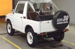 Suzuki Jimny 1984