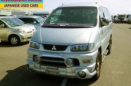 Mitsubishi Delica Spacegear 2003
