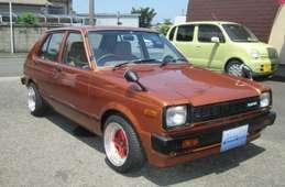 Toyota Starlet 1982