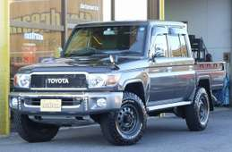 Toyota Land Cruiser Pickup 2014