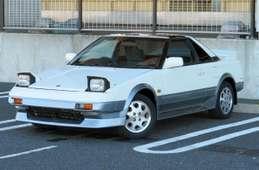 Toyota MR2 1987