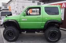 Suzuki Jimny Wide 1999