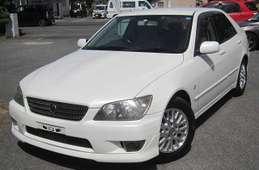 Toyota Altezza 2004