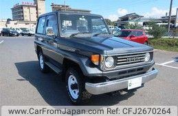 Toyota Land Cruiser 70 1990