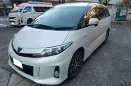 Toyota Estima Hybrid 2013