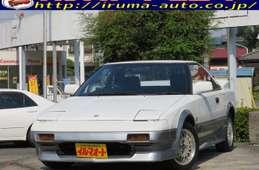 Toyota MR2 1986