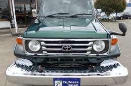 Toyota Landcruiser 70 2003
