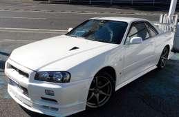 Nissan Skyline GT-R 2001