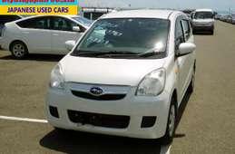 Subaru Pleo 2011