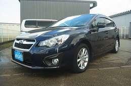Subaru Impreza Sportswagon 2013