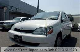 Toyota Platz 2002