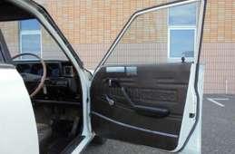 Nissan Datsun Van 1975