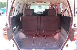 Toyota Alphard V 2008