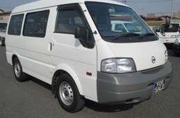 Nissan Vanette Van 2014
