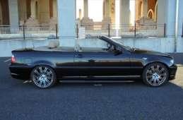 BMW 3 Series Cabrioret 2003