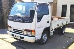 Isuzu Elf Truck 1994