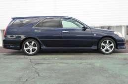 Toyota Mark II Blit 2002